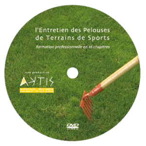 DVD formation jardiniers pelouses sportives