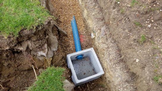 drainage eau