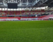 La pelouse « hybride » du stade Luschniki de Moscou